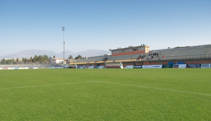 Eccellenza Foligno stadio Enzo Blasone