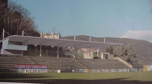 Eccellenza Narni Stadio San Girolamo