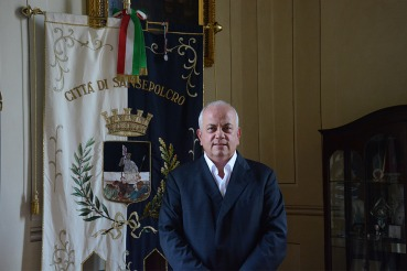 Sansepolcro sindaco mauro-cornioli