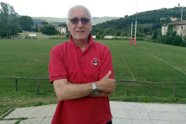 Arezzo Rugby - Maurizio Mirante