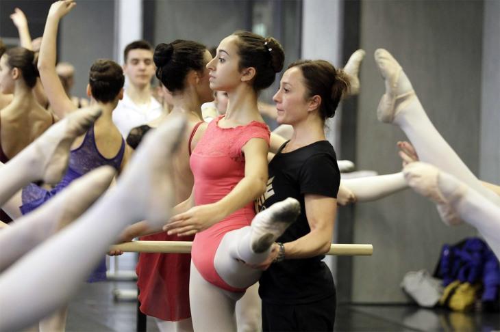 Progetti per la Danza - InDanzaInArte 04-07