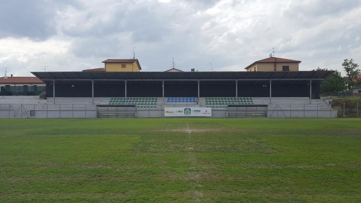 Stadio Buitoni Tribuna Coperta 19-07