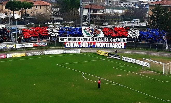Montevarchi stadio
