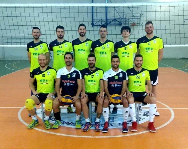 New Volley Sansepolcro pallavolo