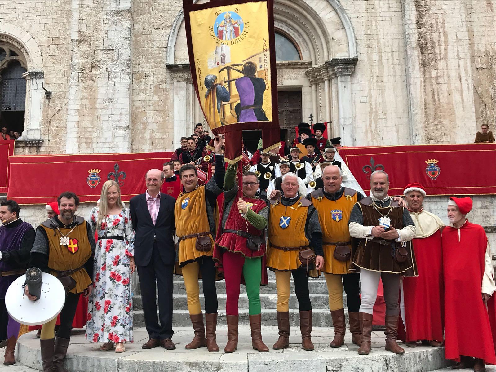 Balestrieri Gubbio 2018