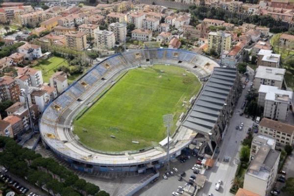 Pisa arena Garibaldi