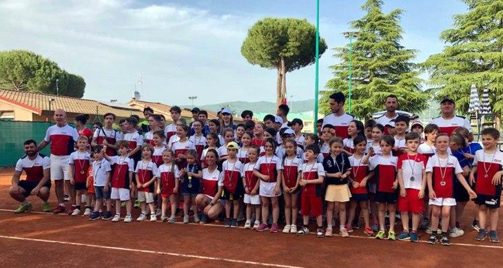 Tennis Giotto - Scuola tennis