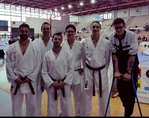 Karate Sansepolcro 24-09-19