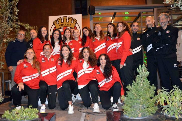 Città di Castello B1 femminile 2019-2020