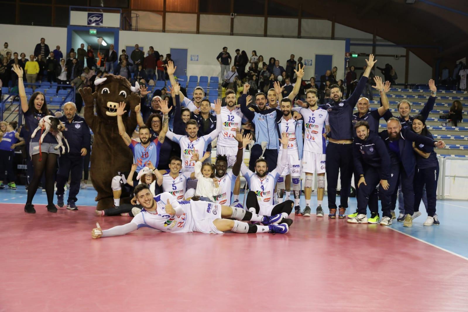 San Giustino Pontedera finale