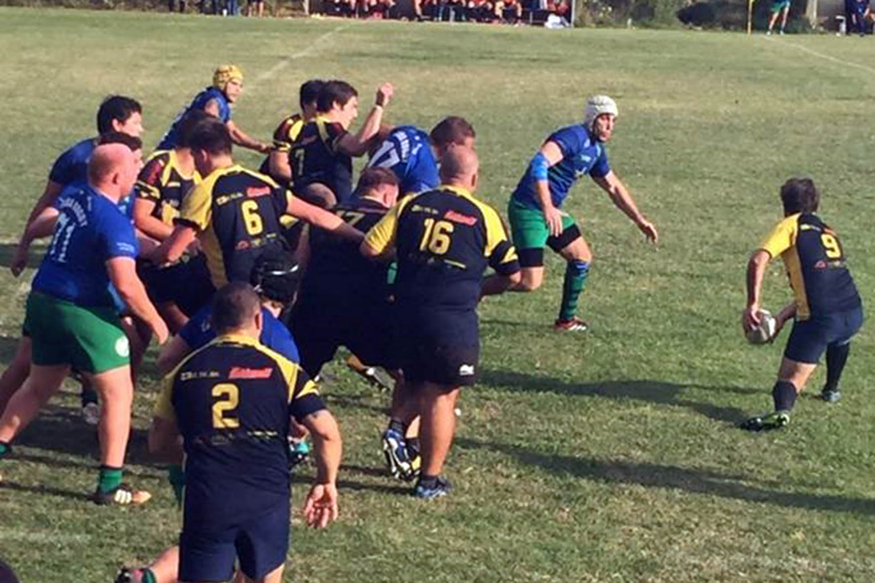 Union Rugby Arezzo - Serie C1 2019, Elba Rugby (2)