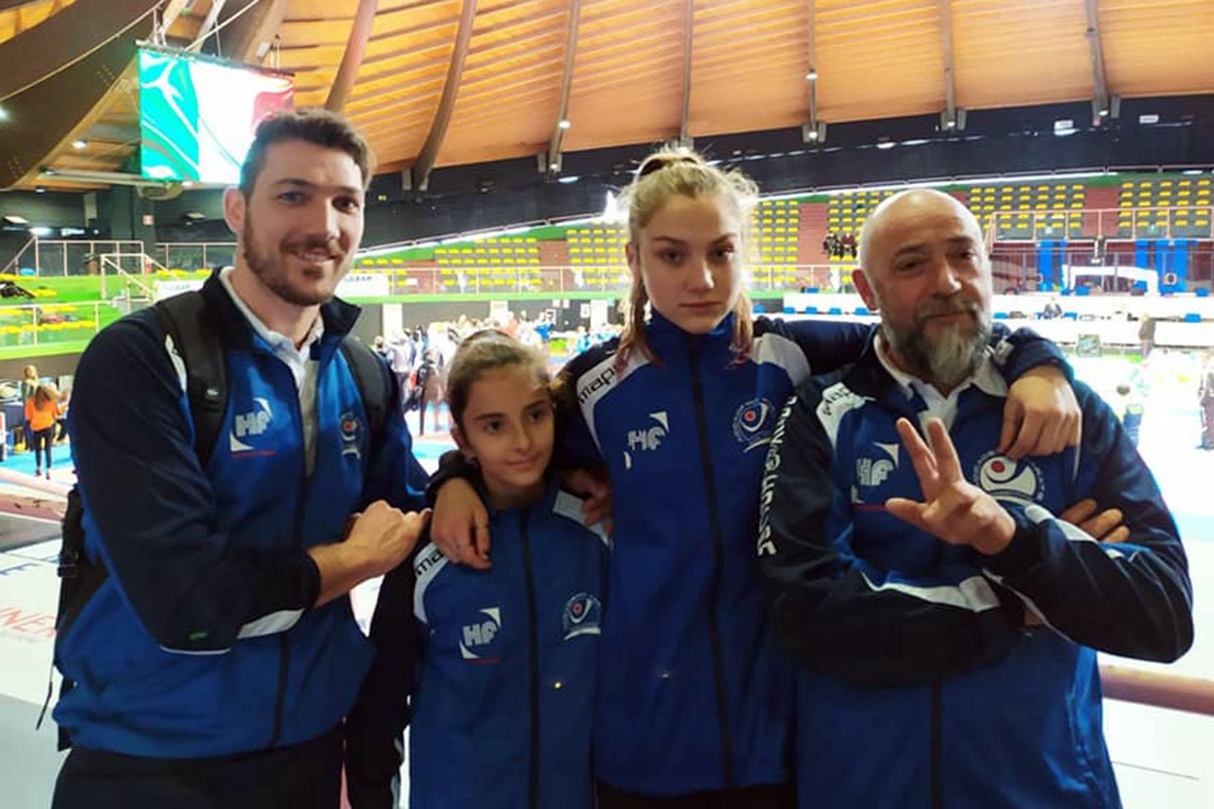 Accademia Karate Casentino - Campionati Italiani Esordienti
