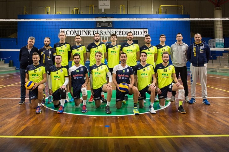 New Volley Borgo Sansepolcro 2019-2020