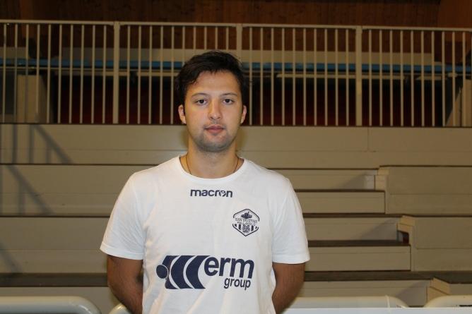 San Giustino Barrese Augusto vice coach