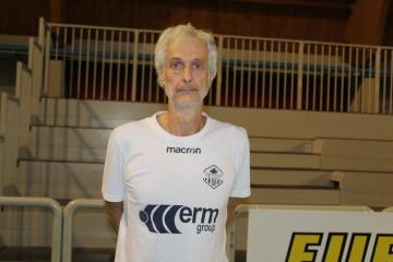 San Giustino Sideri Enzo coach