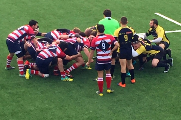 Union Rugby Arezzo - Serie C 2019