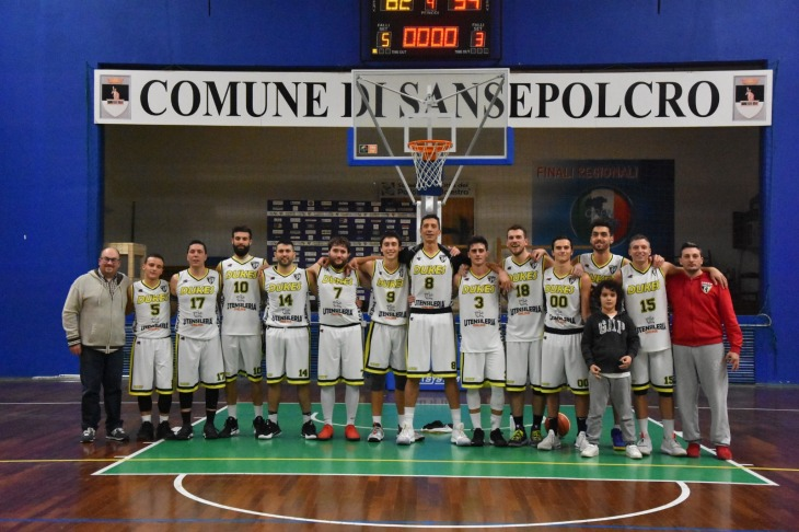 Dukes-Montevarchi 82-54