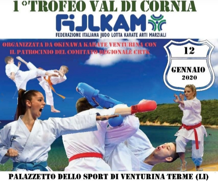 Karate Sansepolcro tris