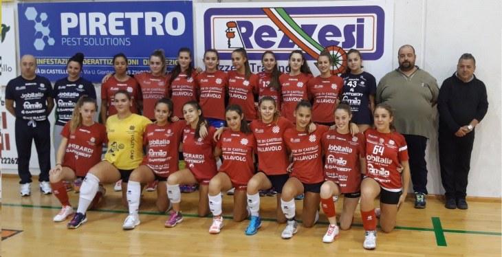 under 16 rossa CdC