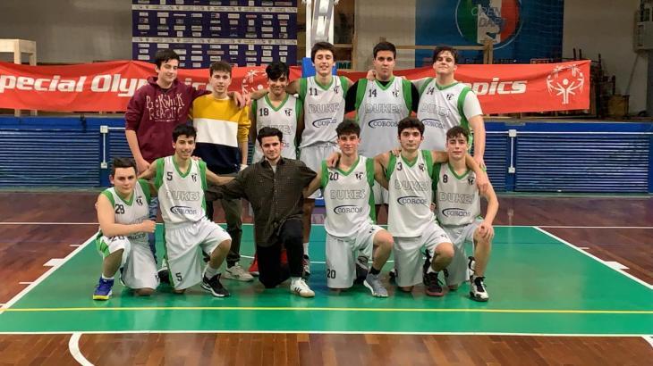 Under 18 Dukes Basket