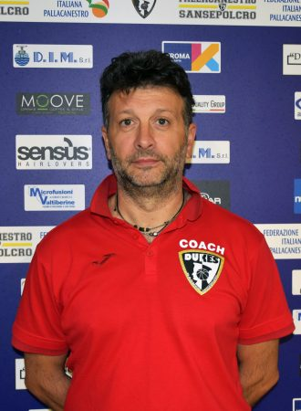 Coach Pierluigi Mameli Dukes