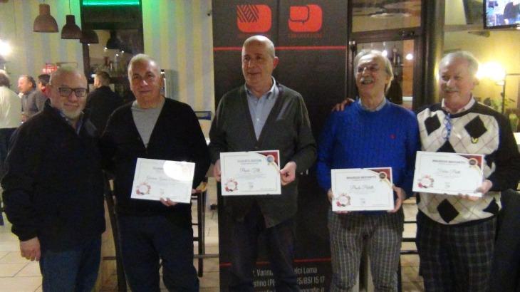 Divisione Sportiva Premiati