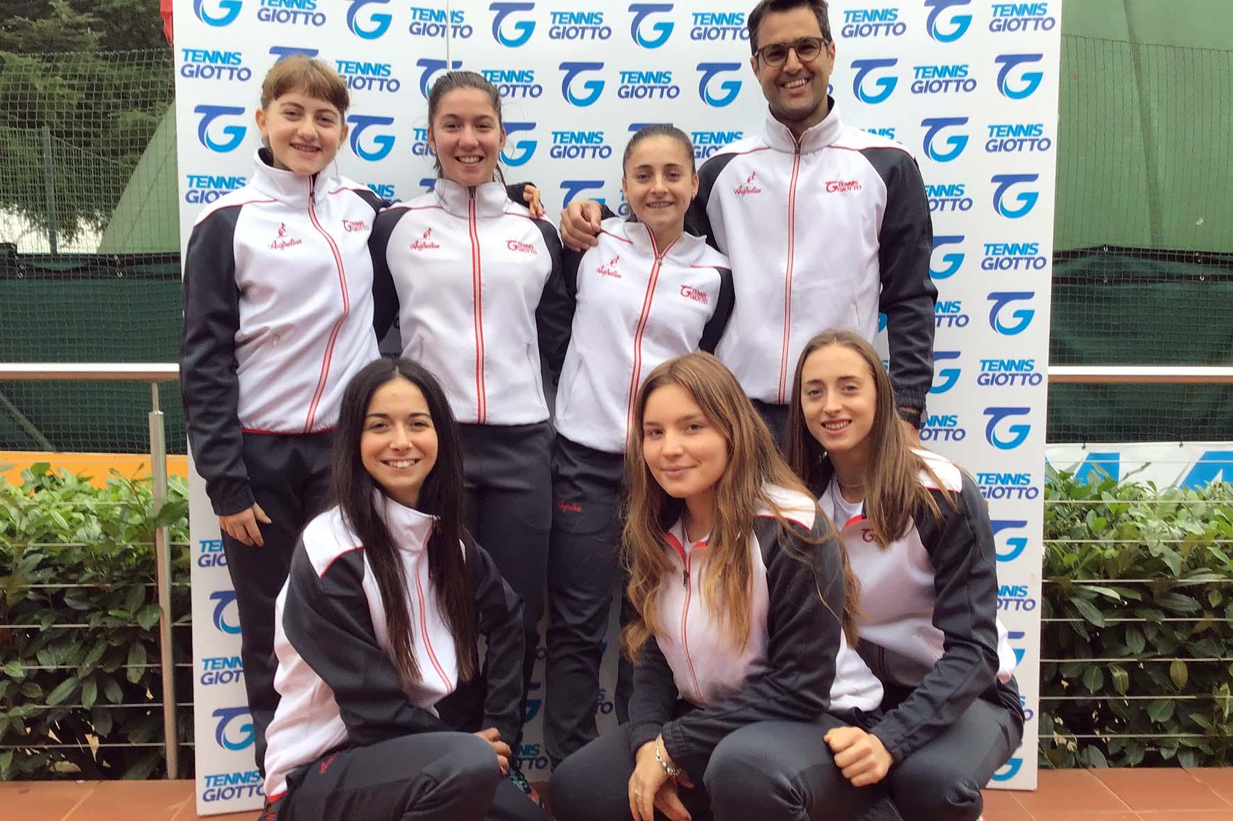 Tennis Giotto - Serie C femminile 2020