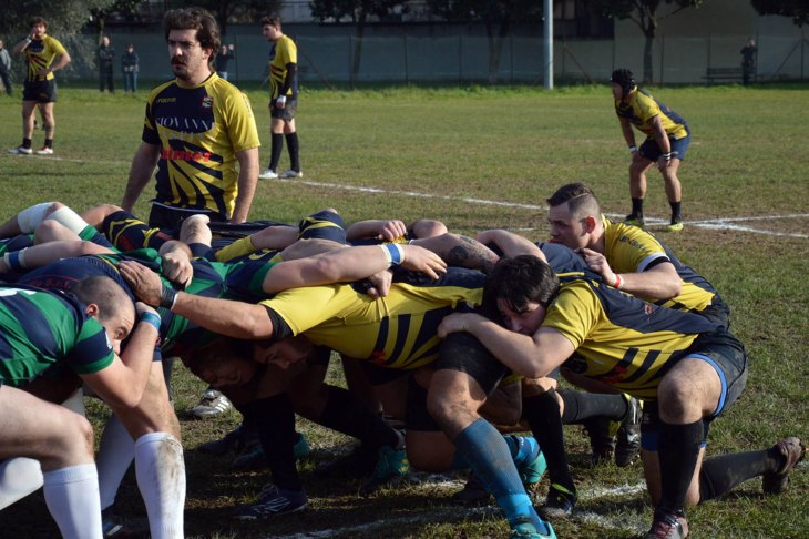Union Rugby Arezzo - Serie C1 2020 bis