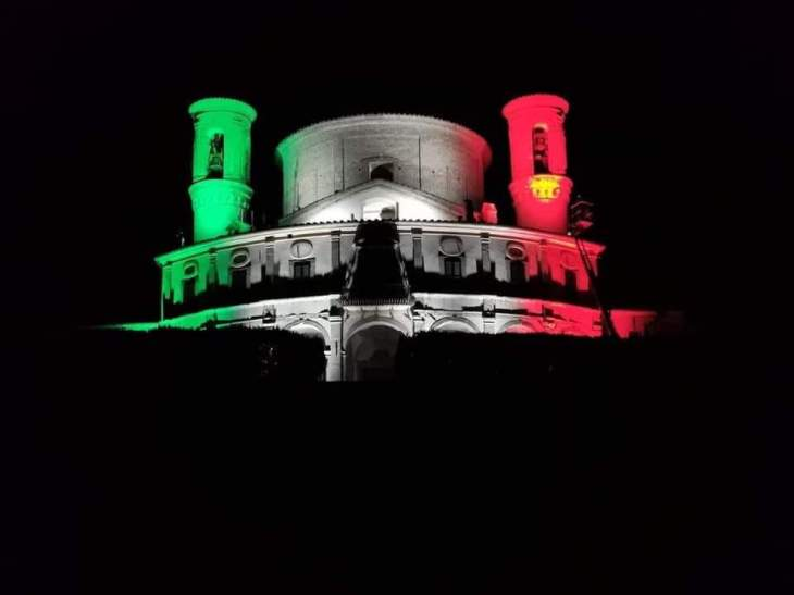Belvedere Tricolore
