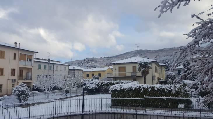 Neve 25 marzo 2020