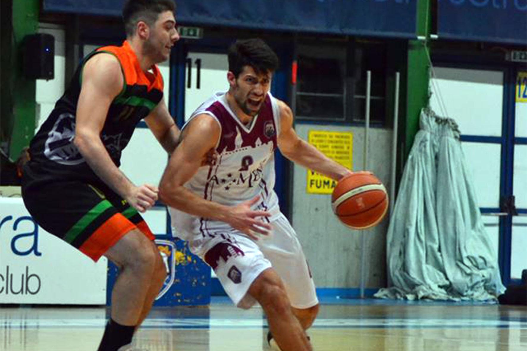 Scuola Basket Arezzo - Serie C Gold 27-03-20